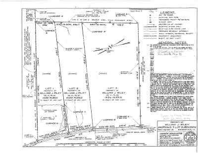 Residential Lots & Land For Sale: King Road #3
