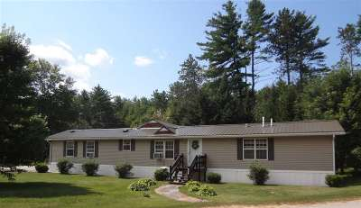 Plymouth Single Family Home For Sale: 33 Ridgewood Place