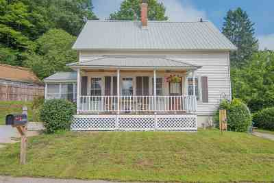 Hooksett Single Family Home For Sale: 16 Maple Street