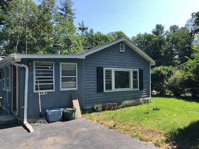 Salem Single Family Home For Sale: 11 Palmer Street