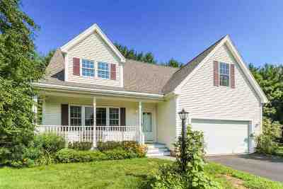 Dover Single Family Home Active Under Contract: 8 Southwood Drive