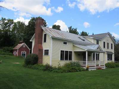 Woodstock Single Family Home For Sale: 5274 West Woodstock Road