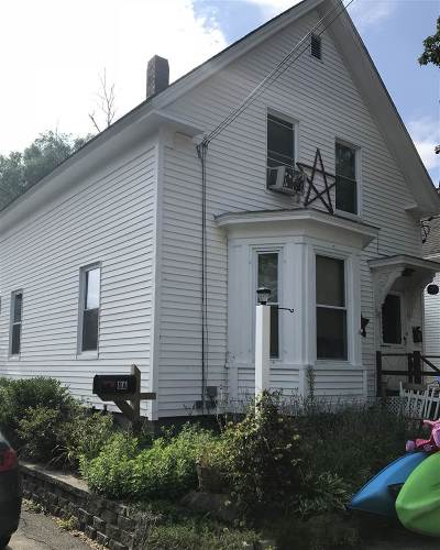 Rochester Multi Family Home For Sale: 8 Hickey Street