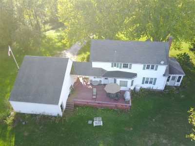 North Hero Single Family Home For Sale: 2920 Us Rt 2