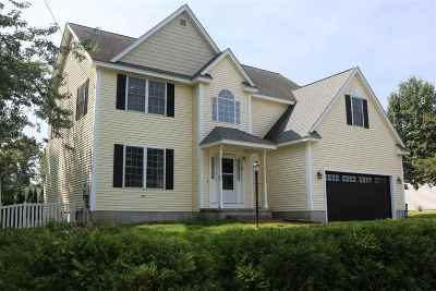 Single Family Home For Sale: 3 Sanderling Way