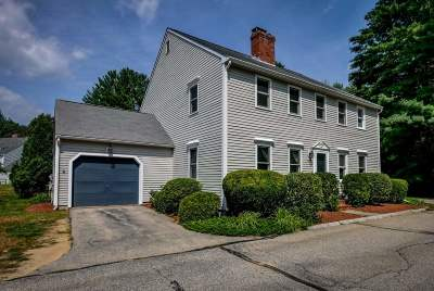 Milford Condo/Townhouse Active Under Contract: 14 Great Brook Road