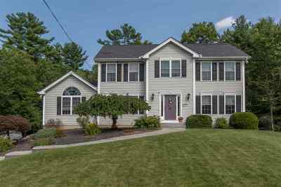 Goffstown Single Family Home Active Under Contract: 17 Durango Drive