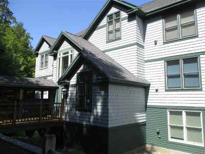 Waterville Valley Rental For Rent: J-2 Bear Brook Lane
