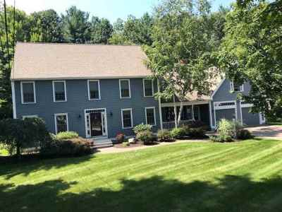 Nashua Single Family Home Active Under Contract: 3 Winn Road