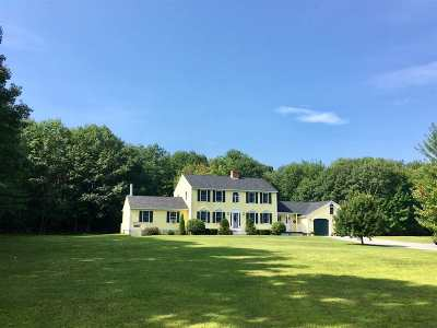 Belmont Single Family Home For Sale: 340 South Road