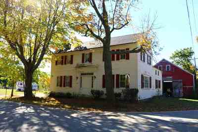 Rye Single Family Home Active Under Contract: 410 South Road