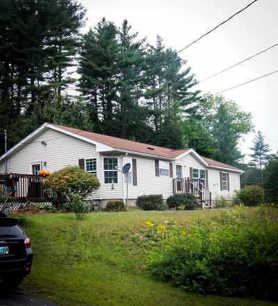 Hillsborough Single Family Home For Sale: 76 2nd Turnpike