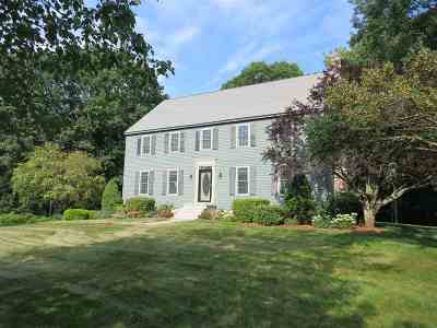 Derry Single Family Home Active Under Contract: 7 Village Brook Lane