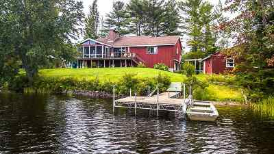 Whitefield Single Family Home For Sale: 41 Whispering Pines Drive