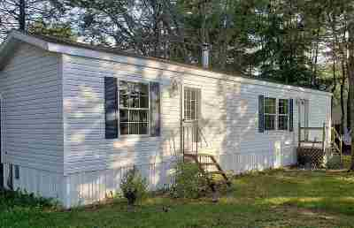Belmont Mobile/Manufactured For Sale: 65 Perkins Road