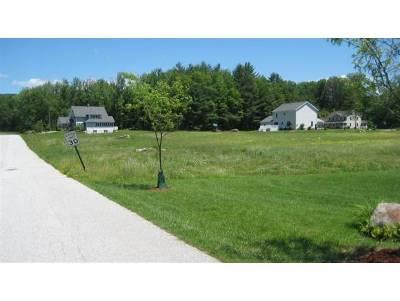 Rutland, Rutland City Residential Lots & Land For Sale: Lot #40 Marolin Acres