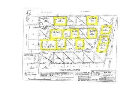 Rutland, Rutland City Residential Lots & Land For Sale: Lot #41 Marolin Acres