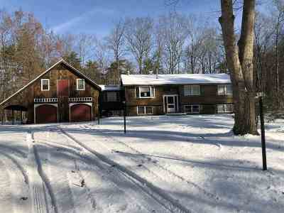 Moultonborough Multi Family Home For Sale: 463 Shaker Jerry Road