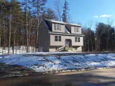 Raymond Single Family Home Active Under Contract: 19 Lane Road