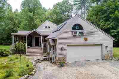 Lee Single Family Home For Sale: 184 Calef Highway
