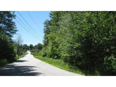 Rutland, Rutland City Residential Lots & Land For Sale: Lot #44 Marolin Acres