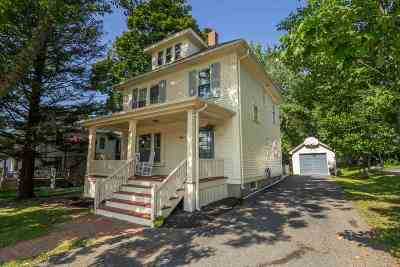 Dover Single Family Home For Sale: 138 Broadway Street