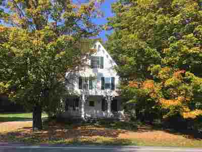 Woodstock Single Family Home For Sale: 4946 South Road
