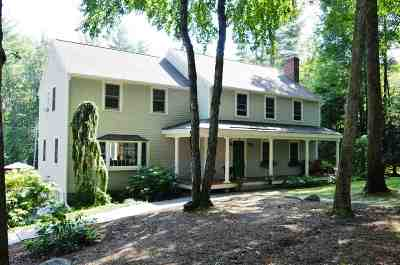 Amherst Single Family Home Active Under Contract: 15 Buckridge Drive