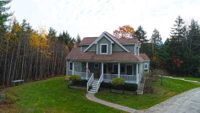 Single Family Home Sold: 51 Bear Mountain Road #8