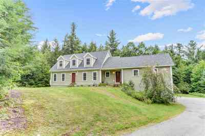 Plymouth Single Family Home Active Under Contract: 34 Martin Estates Road