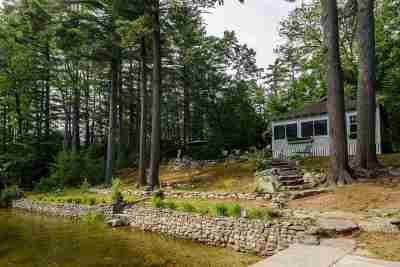 Wolfeboro Single Family Home For Sale: 11 Smith River Road
