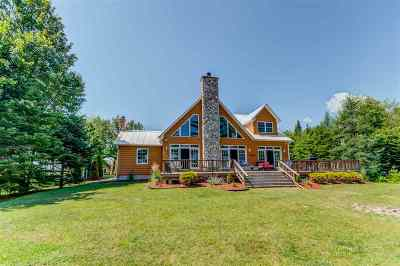 Whitefield Single Family Home For Sale: 88-90 Forest Lake Road