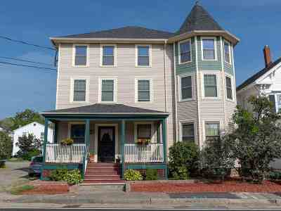 Hampton Multi Family Home For Sale: 407 Lafayette Road
