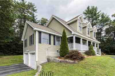 Epping Single Family Home Active Under Contract: 16 Morgan Drive