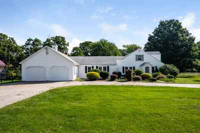 Sanbornton Single Family Home For Sale: 415 Lower Bay Road