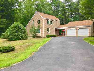 Gilford Single Family Home For Sale: 10 October Lane