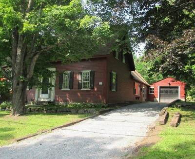 Bradford Single Family Home For Sale: 18 Old Warner Road