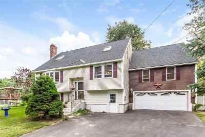 Manchester Single Family Home Active Under Contract: 449 Bodwell Road