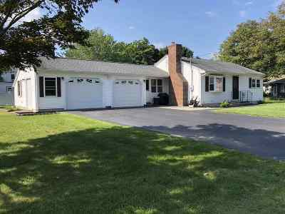 Milford Single Family Home For Sale: 5 Spruce Street