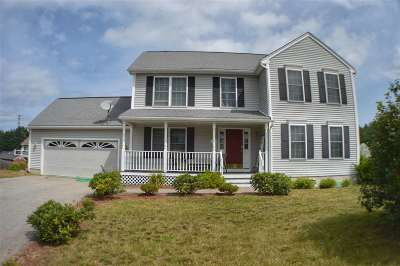 Concord Single Family Home For Sale: 2 Ty Lane