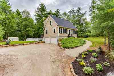 Somersworth Single Family Home Active Under Contract: 89 Salmon Falls Road