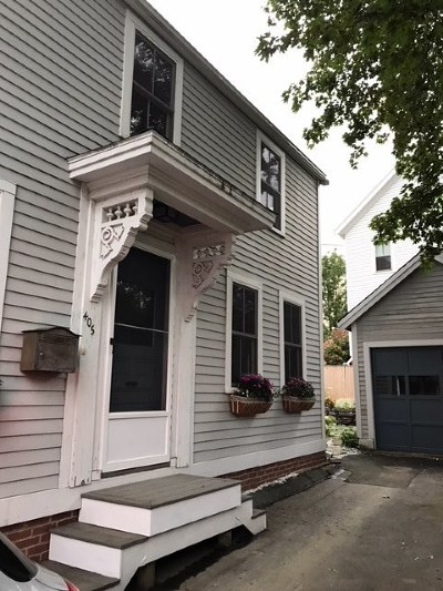 Condo/Townhouse Active Under Contract: 405 Pleasant Street