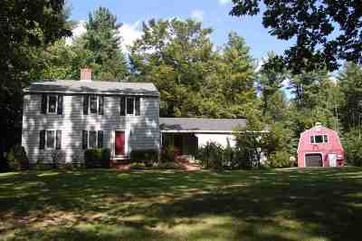 Hampton Falls Single Family Home For Sale: 191 Kensington Road