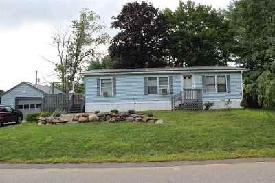 Belmont Single Family Home Active Under Contract: 17 Sleepy Hollow Lane