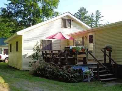 Fairfield Single Family Home For Sale: 765 Ellsworth Road