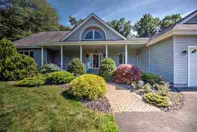 Windham Single Family Home For Sale: 32 Telo Road