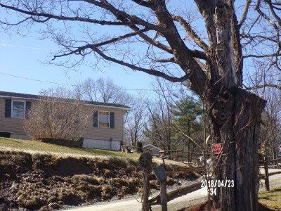 Highgate VT Single Family Home For Sale: $79,900