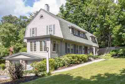Concord Single Family Home Active Under Contract: 28 Westbourne Road