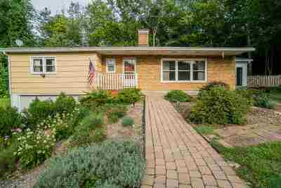Hooksett Single Family Home Active Under Contract: 1213 Smyth Road