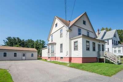 Dover Single Family Home For Sale: 84 Sixth Street
